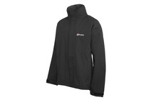 Berghaus Men's RG1 Waterproof Jacket black/black
